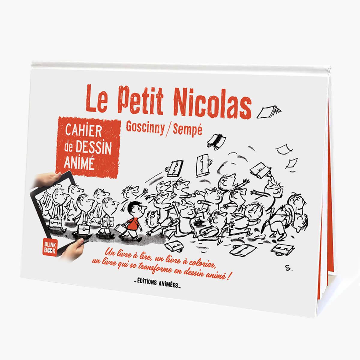 Le Petit Nicolas - couverture